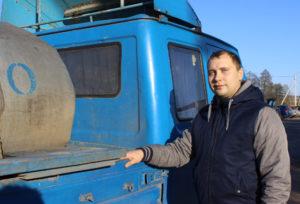 Верхнедвинский предприниматель преуспел в сборе молока из частных подворий