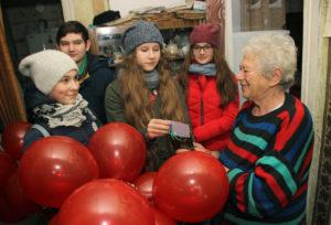 В Верхнедвинске проходят мероприятия к 100-летию Октября