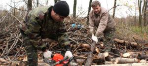 Депутаты обсудили вопрос обеспечения населения дровами