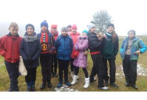 Верхнедвинские школьники учились ориентированию в парке