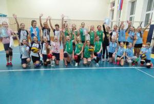 В Верхнедвинске прошли международные соревнования по волейболу