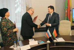 Верхнедвинск и Волоколамск приняли план о сотрудничестве на ближайшие годы