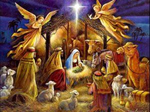 Са святам Нараджэння Хрыстова віншуем каталіцкіх вернікаў!