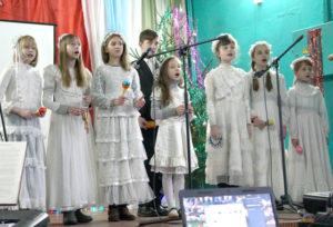 В Освее состоялся традиционный Рождественский фестиваль