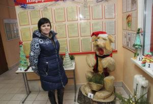 Алеся Волкова довольна результатами конкурса.
