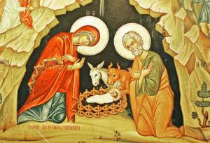 С Рождеством Христовым поздравляем православных верующих!