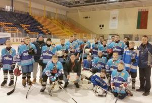 Витебск хоккей копия