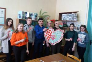 Волынецкие школьники выбирают БРСМ