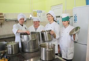 В Верхнедвинском детском яслях-саду № 2 открылся новый пищеблок