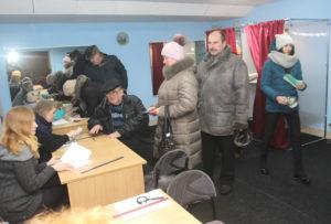 Выборы в Верхнедвинском района прошли организованно и с высокой активностью