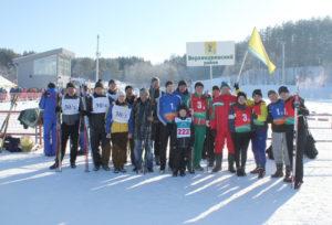 Верхнедвинцы отличились на «Витебской лыжне-2018»