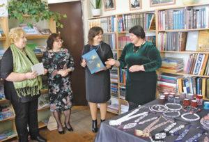В Верхнедвинске проведены мастер-классы мастерами из Латвии