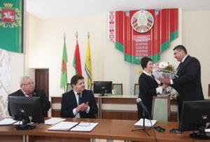 На первой сессии районного Совета депутатов избраны руководящие органы