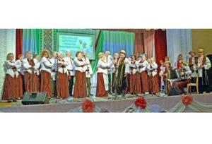 Верхнедвинский коллектив стал лауреатом областного этапа конкурса «Не стареют душой ветераны»