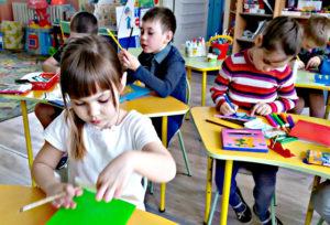 Верхнедвинские ребятишки участвовали в акции «Пасхальная открытка»