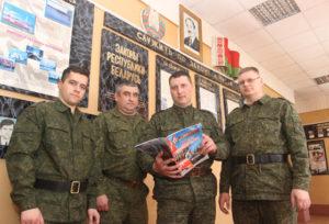 Военкоматы отмечают 100-летний юбилей