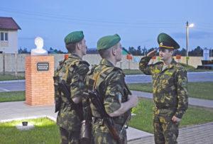 Пограничной службе исполняется сто лет