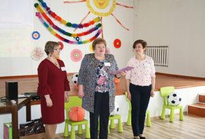 В Верхнедвинске обменялись опытом белорусские и латвийские педагоги