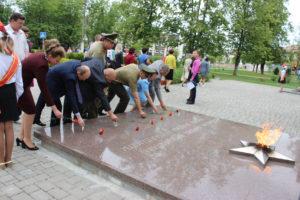 В День памяти жертв войны верхнедвинцы придут к мемориалам