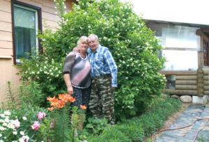 Какие заботы у сельской старейшины?