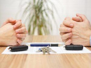 О правах супругов на имущество