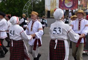 Верхнедвинцы показали своё мастерство на «Славянском базаре в Витебске»