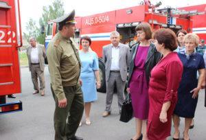 Депутаты рассмотрели вопрос о работе по предупреждению пожаров