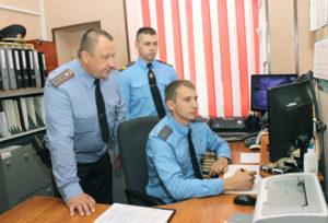 Профессиональная дата у работников оперативно-дежурной службы