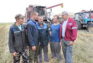 (Злева направа) А. Стайноў, С. Ліпаўка, С. Кучынскі,  М. Кузьмічонак і У. Шайцяронак.