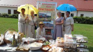 Верхнедвинцы показали кулинарное  искусство на фестивале в Латвии