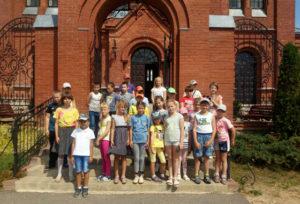 Верхнедвинские школьники выбирают оздоровительные лагеря