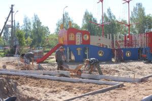Профессиональный праздник отмечают строители