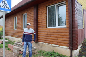 Жители Верхнедвинска приводят в порядок усадьбы к «Дожинкам»