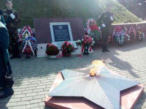 Почтили память молдавских солдат, погибших на нашей земле
