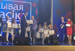 Верхнядзвінскі школьнік заняў першае месца ў рэспубліканскім конкурсе «Жывая класіка»