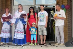 В Бигосово прошёл праздник агрогородка