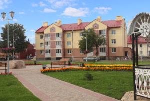 Верхнедвинск готовится встретить гостей «Дожинок-2018»