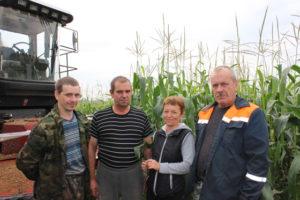 Аграрии заботятся о новом урожае