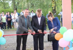 В Освее открылся магазин «Ян сыродел»