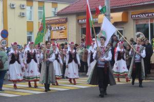 В Верхнедвинске состоялся областной фестиваль-ярмарка тружеников села «Дожинки-2018»