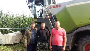 В сельхозорганизациях продолжается заготовка кормов