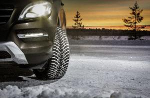 ГАИ напоминает об ответственности за отсутствие зимних шин с 1 декабря