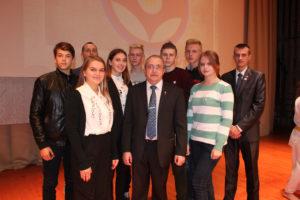 Верхнедвинский клуб «Витязь» отметил 10-летний юбилей