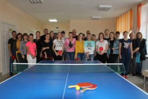 В Верхнедвинске прошли спортивные соревнования среди работников образования
