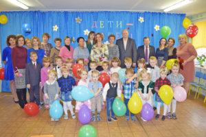 В Шайтеровском детском саду отметили юбилей