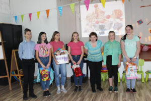 Верхнедвинцы включились в акцию «Наши дети»