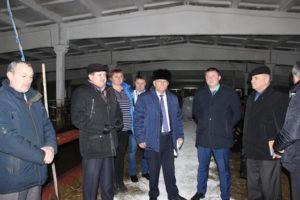 Сельхозпроизводители совещались, как увеличить производство продукции ферм