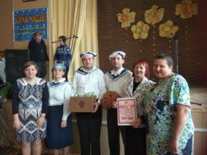 Верхнедвинцы победили в областном конкурсе