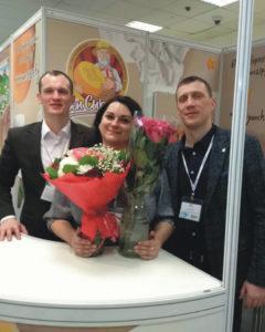 Продукция Верхнедвинского маслосырзавода отмечена на выставке «Продэкспо» в Москве