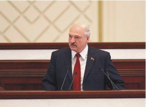Верхнедвинцы обсуждают Послание Президента белорусскому народу